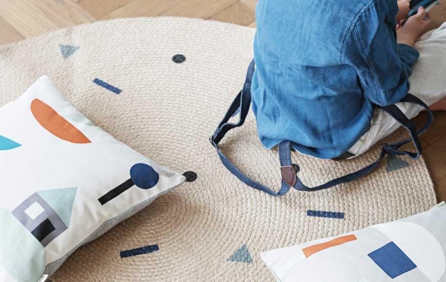 alfombras infantiles para habitaciones bebés y niños - the little