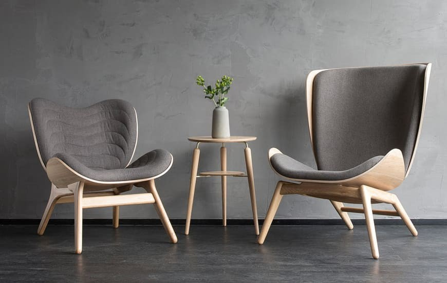 Armchairs - Pouf