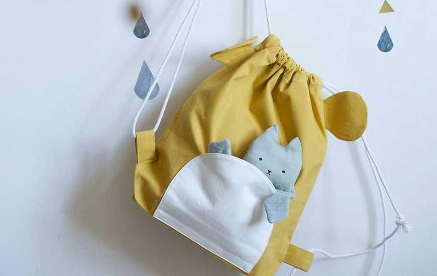 Tote-bags - Backpacks