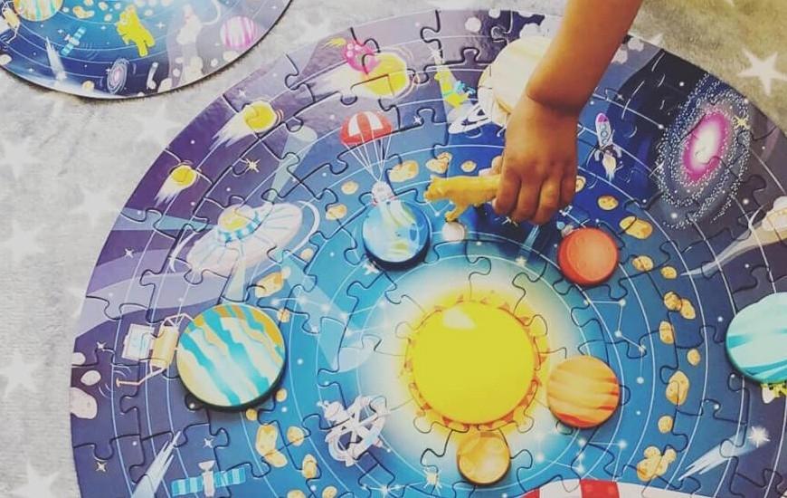 Puzzles . Juegos Mesa