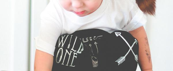 moda infantil rockera