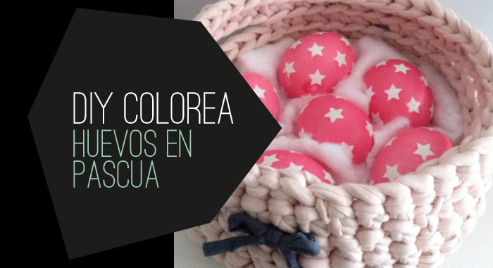 diy-huevos pascua coloreados