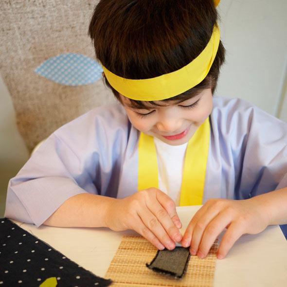 Resultado de imagen para sushi y los niños