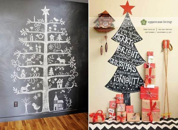 ideas arbol navidad original - Arboles De Navidad Originales