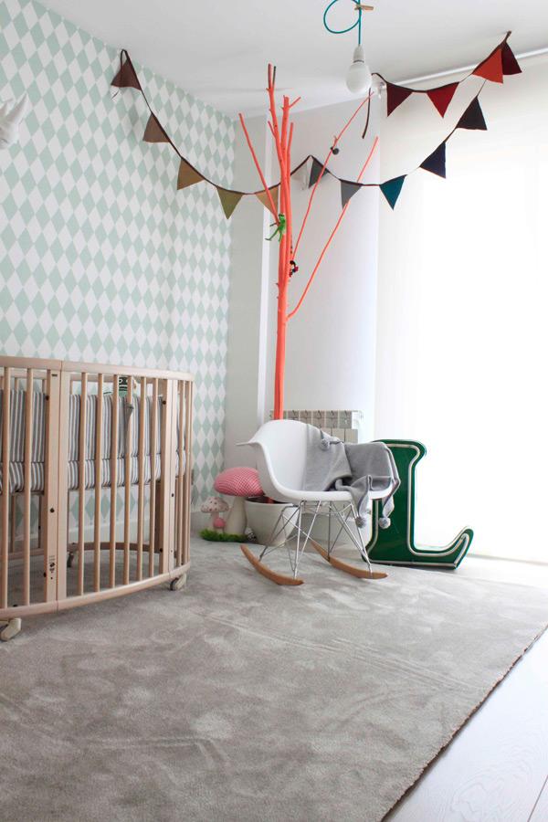 ideas-decoración habitaciones infantiles