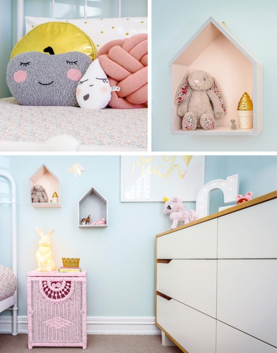 ideas decoracin infantiles