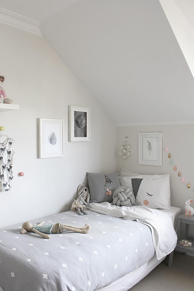 ideas habitación infantil niña