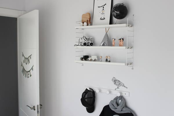 ideas habitación infantil nórdica