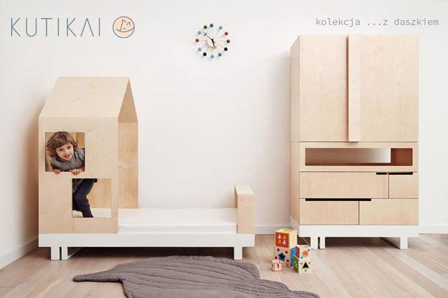 Kutikai es la nueva marca de muebles infantiles de dise o - Muebles infantiles diseno ...