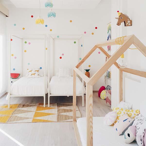 habitacion compartida estilo nordico 6