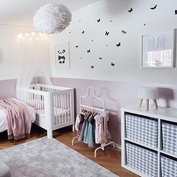 Pintar las paredes del dormitorio de los ni os es la - Paredes habitacion juvenil ...