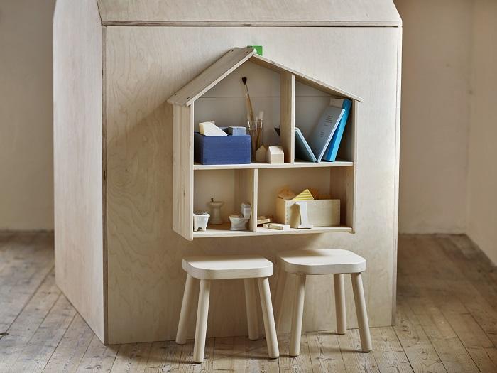 flisat la nueva colecci n de muebles para dormitorio ForCasita De Madera Ikea