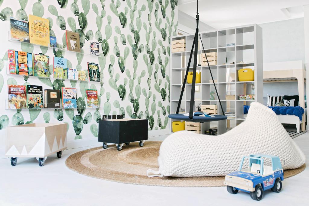 Una moderna habitación infantil de diseño para niños. ~ The Little ...