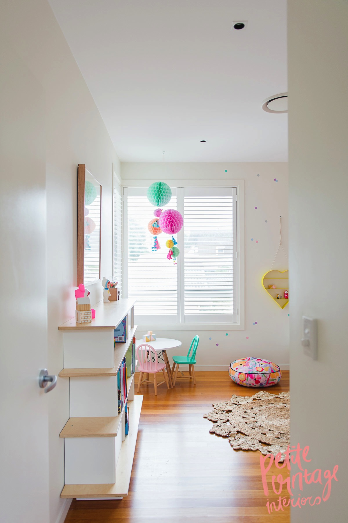 ideas decoracin dormitorio infantil nia